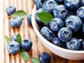 Blueberries & Blood Pressure