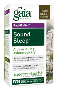 Gaia Herbs' Sound Sleep