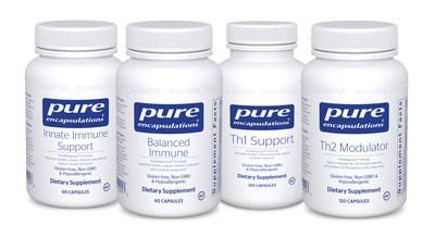 Pure Encapsulations Launches PureResponse - Natural